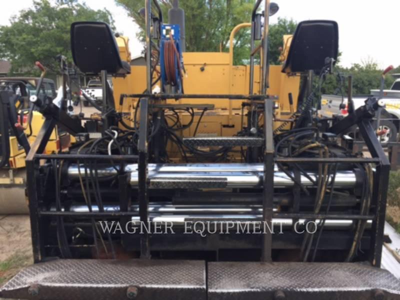 BARBER GREENE ASPHALT PAVERS BG225 equipment  photo 15