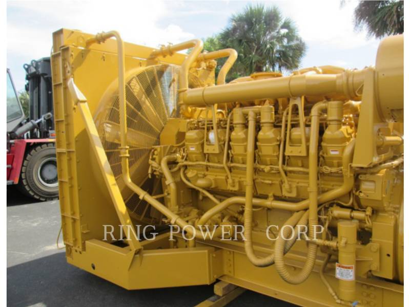 CATERPILLAR INDUSTRIAL 3512B equipment  photo 2