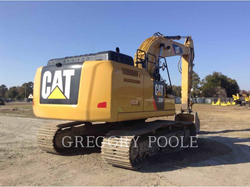 CATERPILLAR トラック油圧ショベル 329F L equipment  photo 5