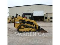 CATERPILLAR CARGADORES DE CADENAS 259D equipment  photo 5
