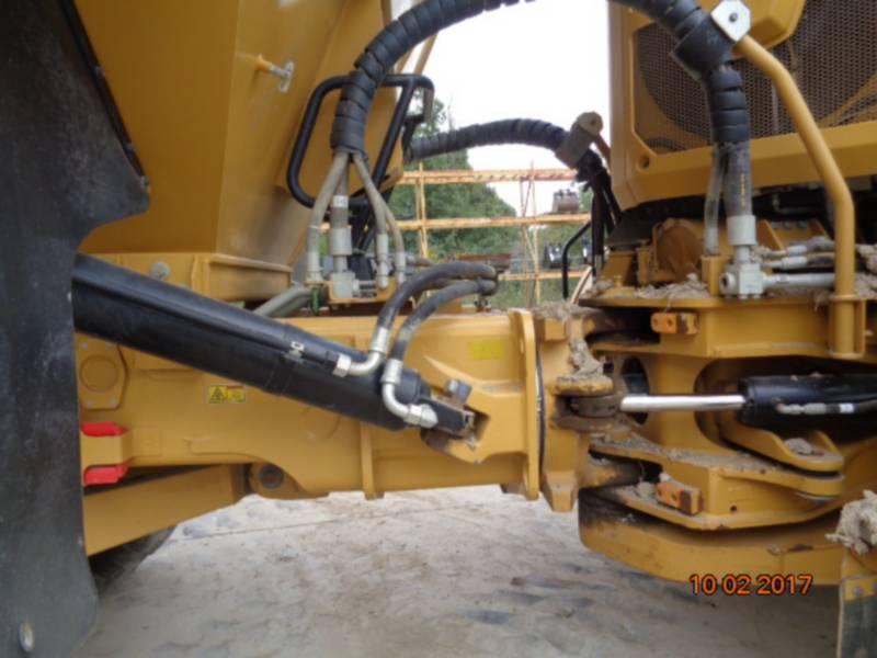 CATERPILLAR TOMBEREAUX ARTICULÉS 740B equipment  photo 23