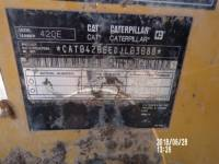 CATERPILLAR BACKHOE LOADERS 420EST equipment  photo 12