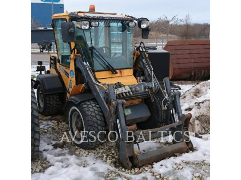 WILLE WHEEL LOADERS/INTEGRATED TOOLCARRIERS 455B equipment  photo 1