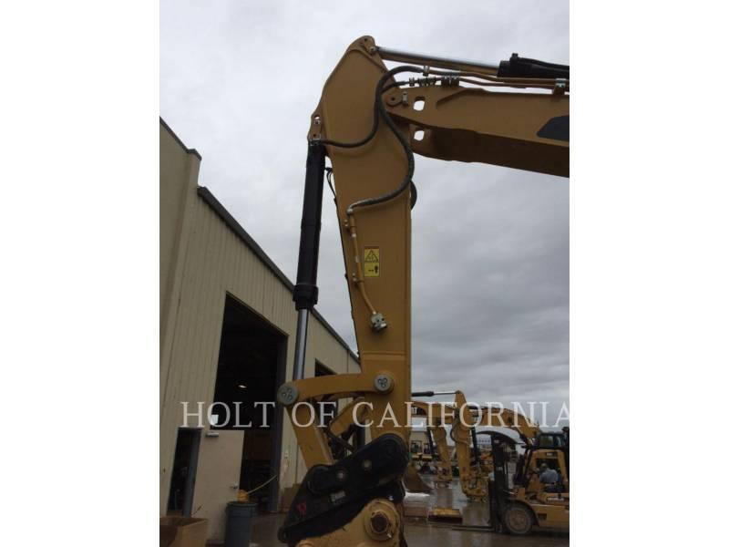 CATERPILLAR TRACK EXCAVATORS 349F equipment  photo 1