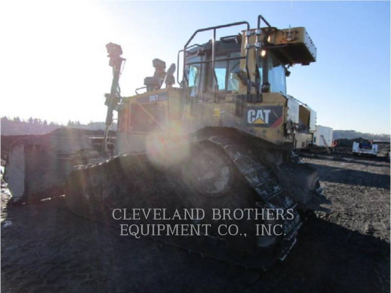 CATERPILLAR TRACK TYPE TRACTORS D6T LGP VP equipment  photo 2