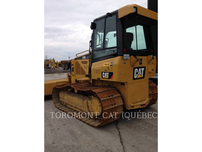 CATERPILLAR TRACK TYPE TRACTORS D3KLGP equipment  photo 3