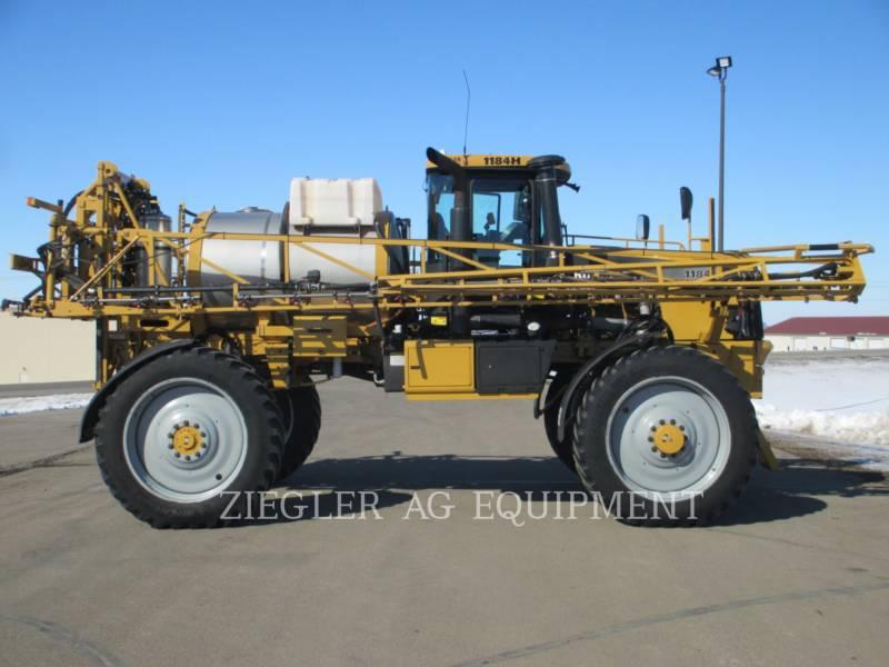 AG-CHEM PULVERIZADOR 1184H equipment  photo 2