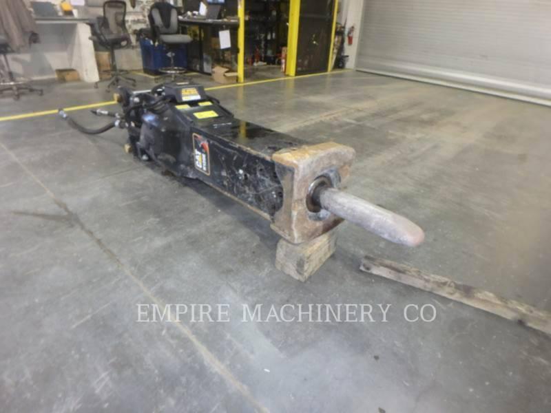 CATERPILLAR  HAMER H120ES equipment  photo 2