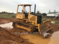 Equipment photo DEERE & CO. 550H LGP KETTENDOZER 1