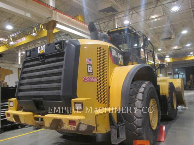 CATERPILLAR RADLADER/INDUSTRIE-RADLADER 980K equipment  photo 4