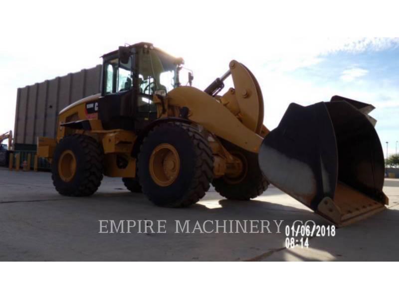 CATERPILLAR RADLADER/INDUSTRIE-RADLADER 938M FC equipment  photo 1