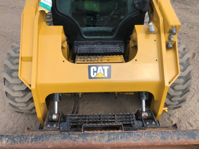 CATERPILLAR SCHRANKLADERS 262 D equipment  photo 13