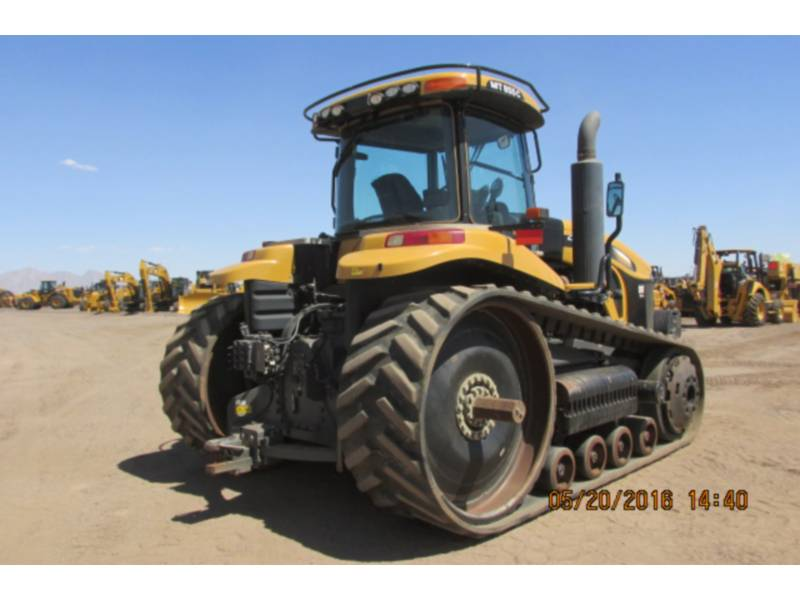AGCO-CHALLENGER LANDWIRTSCHAFTSTRAKTOREN MT855C equipment  photo 3