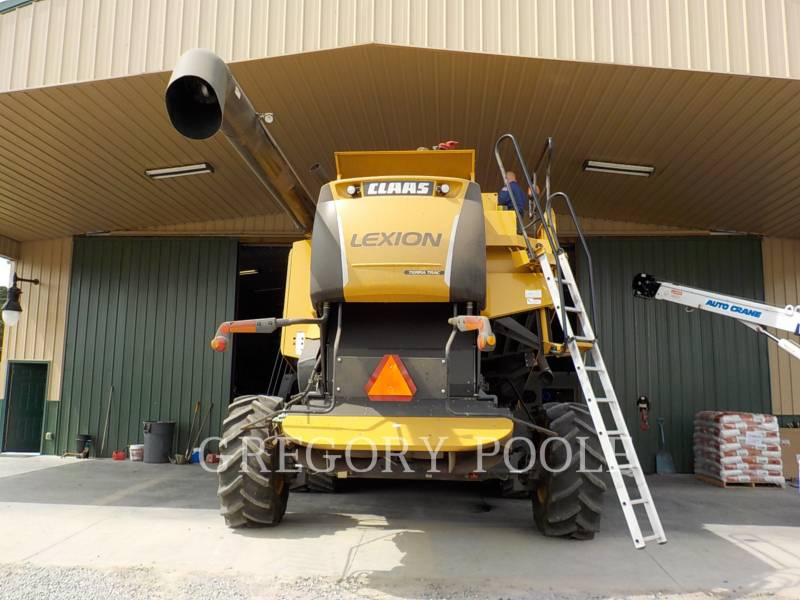 LEXION COMBINE COMBINADOS 750TT equipment  photo 5