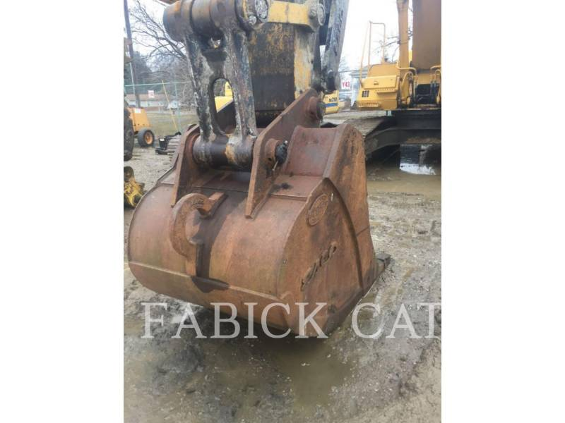 DEERE & CO. TRACK EXCAVATORS 330C equipment  photo 5