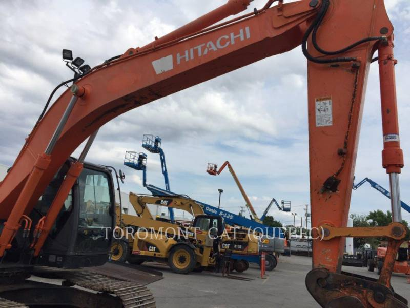 HITACHI PELLES SUR CHAINES ZX200LC3 equipment  photo 5