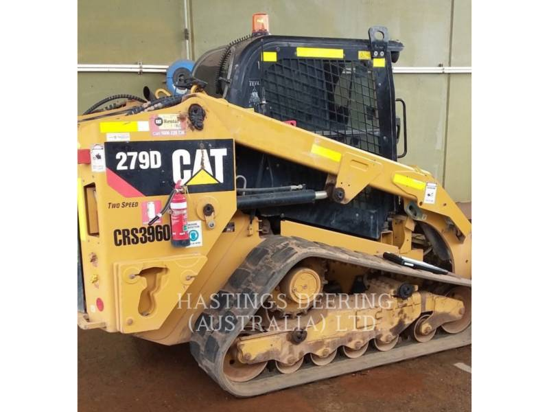 CATERPILLAR PALE CINGOLATE MULTI TERRAIN 279DLRC equipment  photo 2