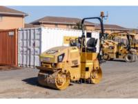Equipment photo CATERPILLAR CB22 TANDEMVIBRATIONSWALZE, ASPHALT 1