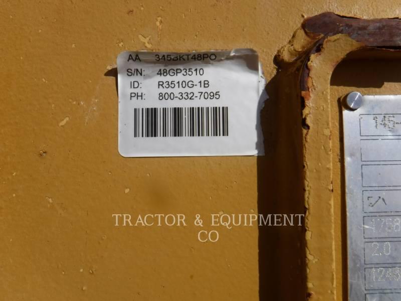 CATERPILLAR WT - BUCKET 345BKT48PO equipment  photo 5