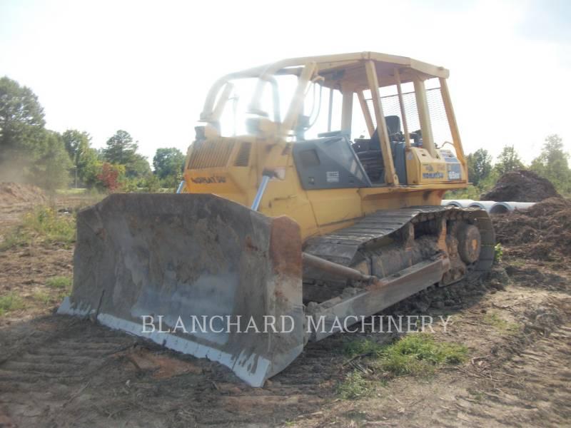 KOMATSU LTD. TRACK TYPE TRACTORS D65EX-12 equipment  photo 1