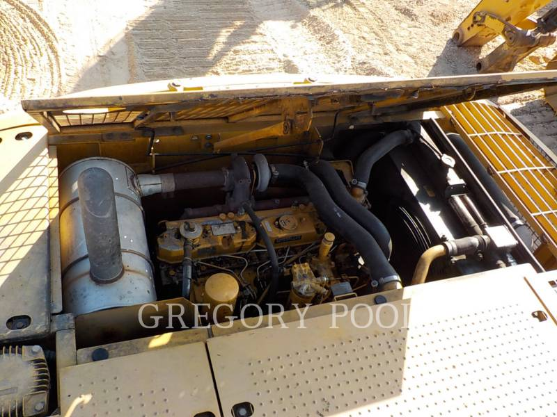CATERPILLAR TRACK EXCAVATORS 320C L equipment  photo 17