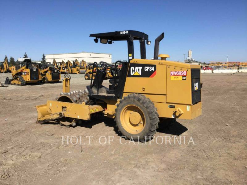 CATERPILLAR COMPACTORS CP34 equipment  photo 6