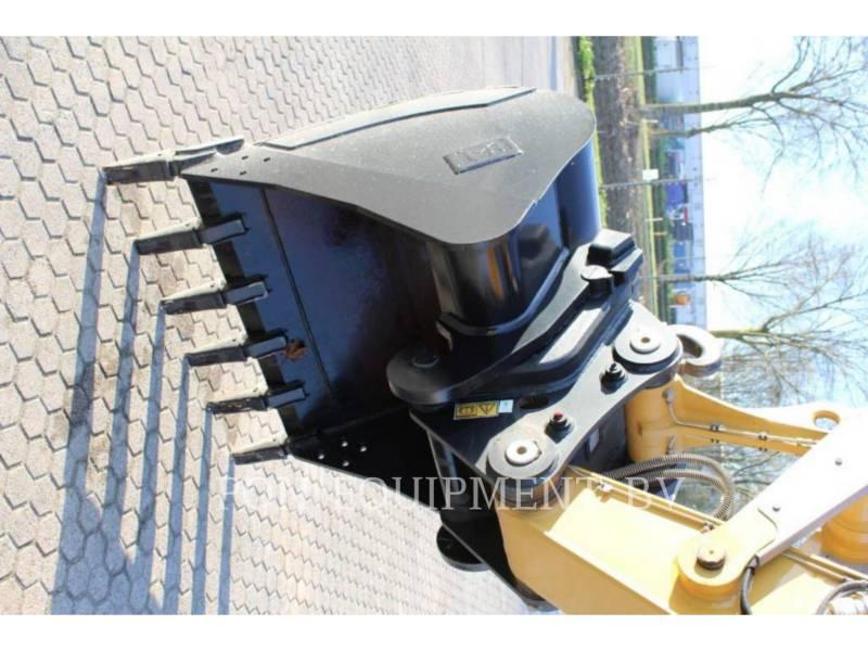 CATERPILLAR ESCAVADEIRAS DE RODAS M313D equipment  photo 22