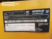 CATERPILLAR PELLES SUR CHAINES 324ELN equipment  photo 5