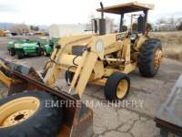 Equipment photo FORD / NEW HOLLAND 345C INDUSTRIAL LOADER 1