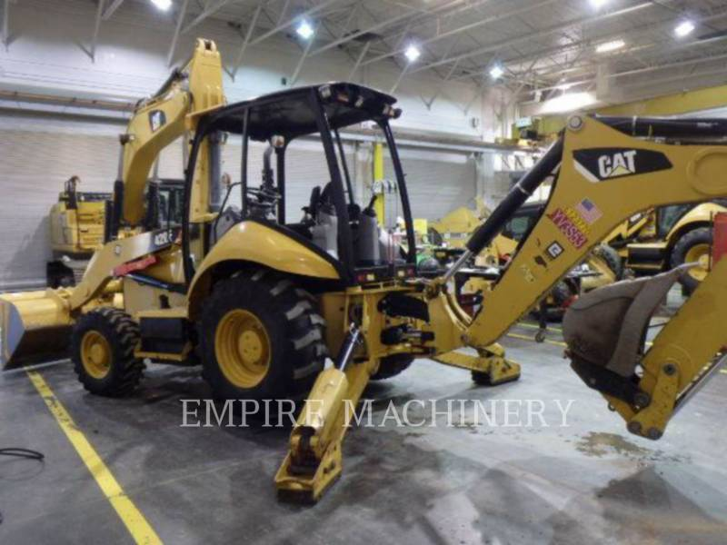 CATERPILLAR バックホーローダ 420FST equipment  photo 3