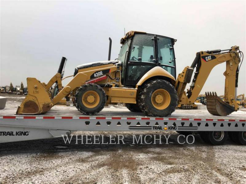 CATERPILLAR BACKHOE LOADERS 430E E MP equipment  photo 5