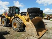 Equipment photo CATERPILLAR 972K PALE GOMMATE/PALE GOMMATE MULTIUSO 1