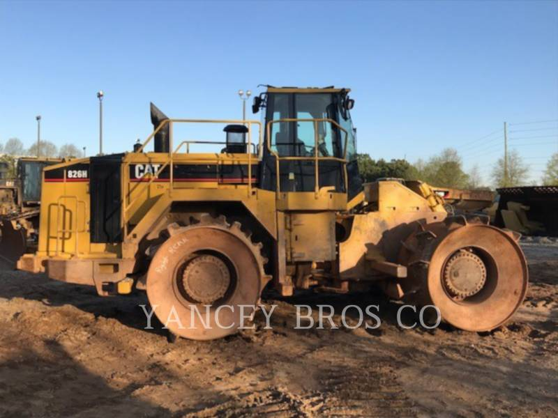 CATERPILLAR COMPACTADORES 826H equipment  photo 6
