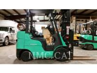 Equipment photo MITSUBISHI FORKLIFTS FGC25N_MT CHARIOTS À FOURCHE 1