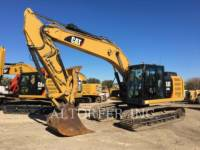 CATERPILLAR KETTEN-HYDRAULIKBAGGER 320EL TH equipment  photo 1
