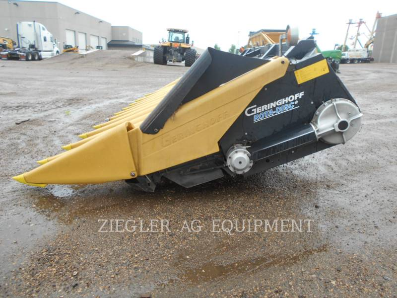 GERINGHOFF HEADERS 1220B equipment  photo 1