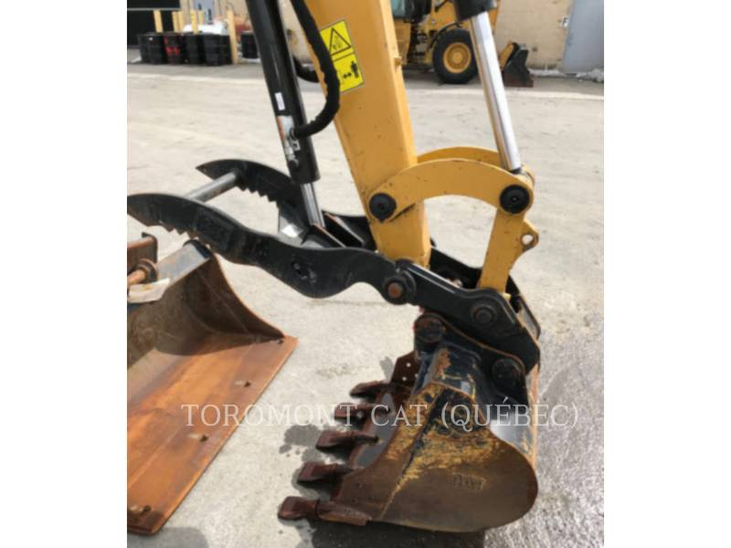 CATERPILLAR PELLES SUR CHAINES 305.5E2 CR equipment  photo 6