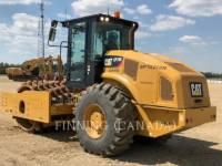 CATERPILLAR COMPACTEUR VIBRANT, MONOCYLINDRE À PIEDS DAMEURS CP74B equipment  photo 4