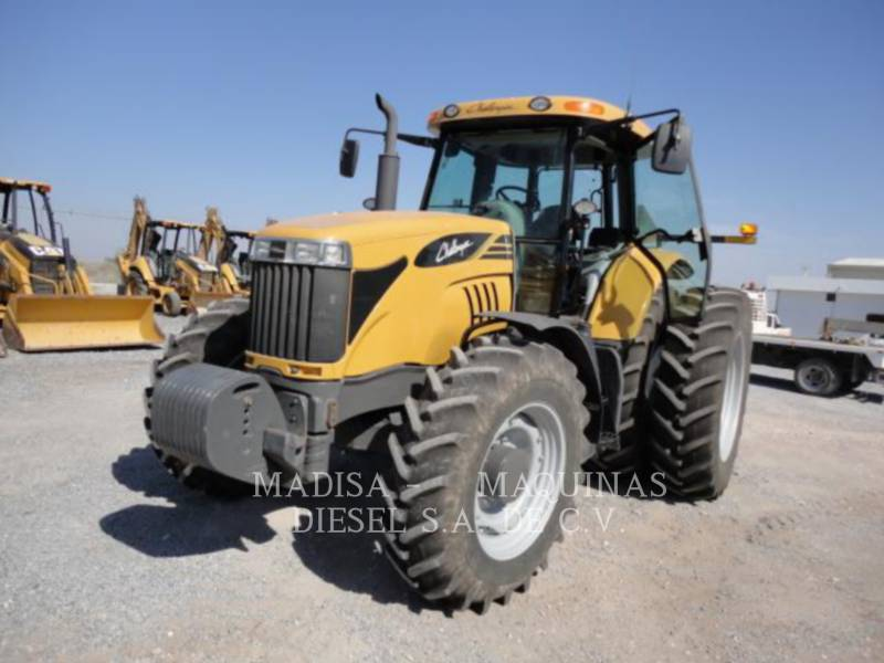 CHALLENGER TRACTEURS AGRICOLES MT565B equipment  photo 1