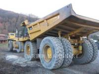 CATERPILLAR DUMPER A TELAIO RIGIDO DA MINIERA 777F equipment  photo 3
