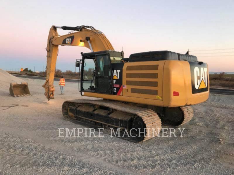 CATERPILLAR トラック油圧ショベル 336FL equipment  photo 3