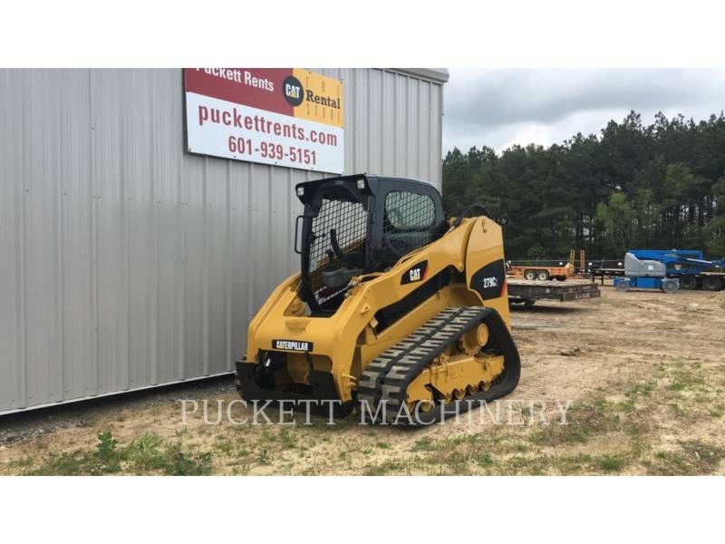 CATERPILLAR MULTI TERRAIN LOADERS 279 C SERIES 2 equipment  photo 8