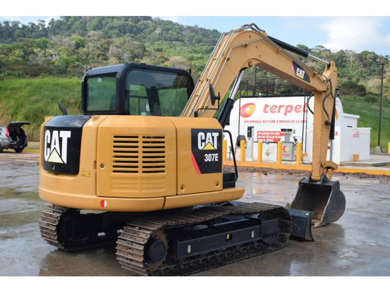 CATERPILLAR PELLES SUR CHAINES 307 E equipment  photo 4