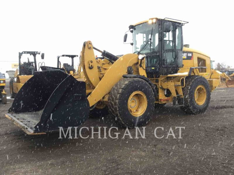 CATERPILLAR WHEEL LOADERS/INTEGRATED TOOLCARRIERS 930K RQ equipment  photo 1