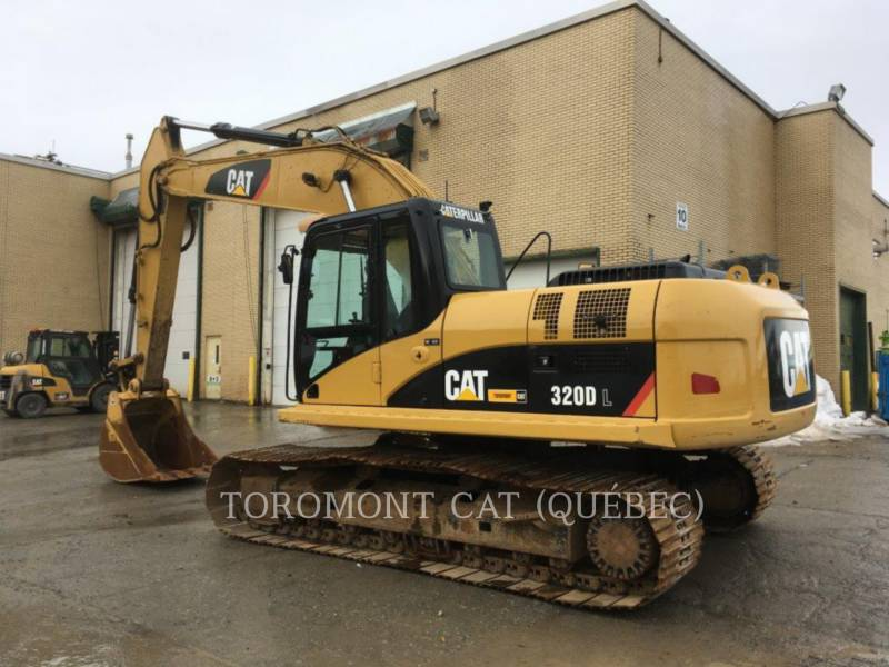 CATERPILLAR KETTEN-HYDRAULIKBAGGER 320DL equipment  photo 4