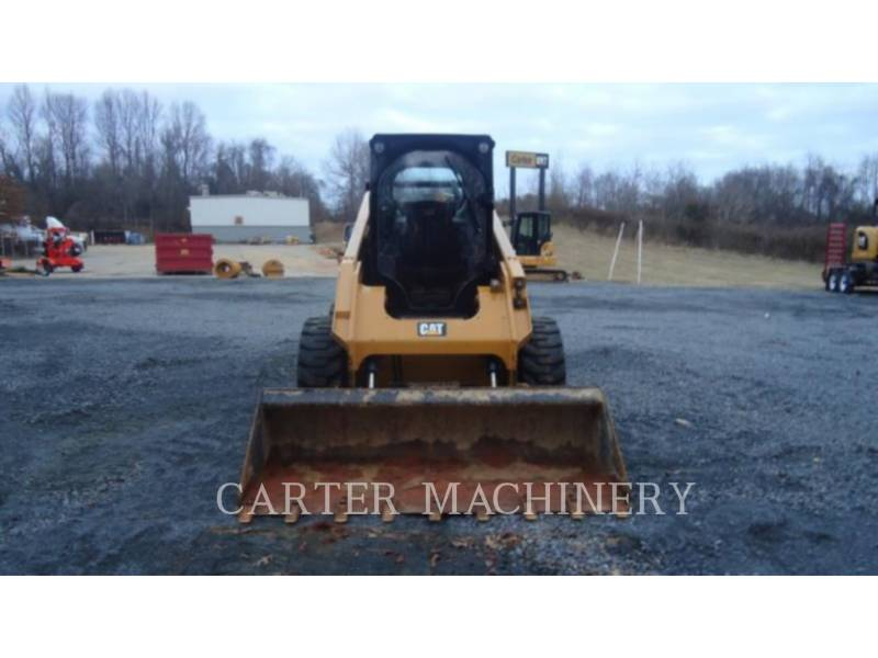 CATERPILLAR CHARGEURS COMPACTS RIGIDES 272D2 AC equipment  photo 6
