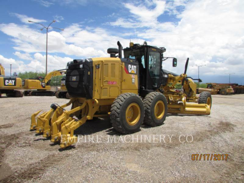 CATERPILLAR RÓWNIARKI SAMOBIEŻNE 140M3 equipment  photo 1