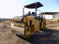 CATERPILLAR TANDEMVIBRATIONSWALZE, ASPHALT CB10 equipment  photo 4