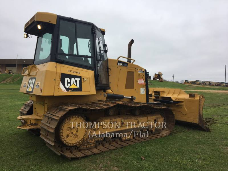 CATERPILLAR CIĄGNIKI GĄSIENICOWE D6K2LGPARO equipment  photo 5