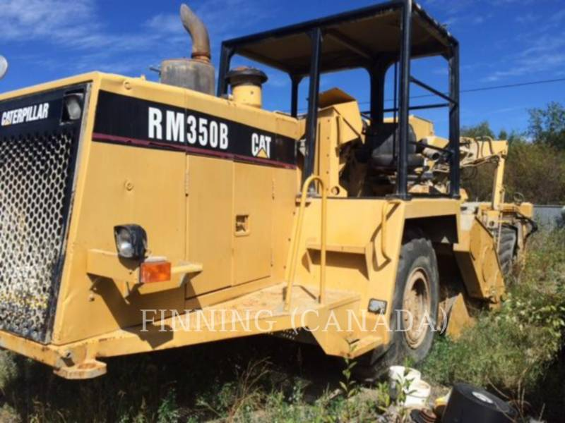 CATERPILLAR STABILIZATORY / ODZYSKIWACZE RM-350B equipment  photo 4
